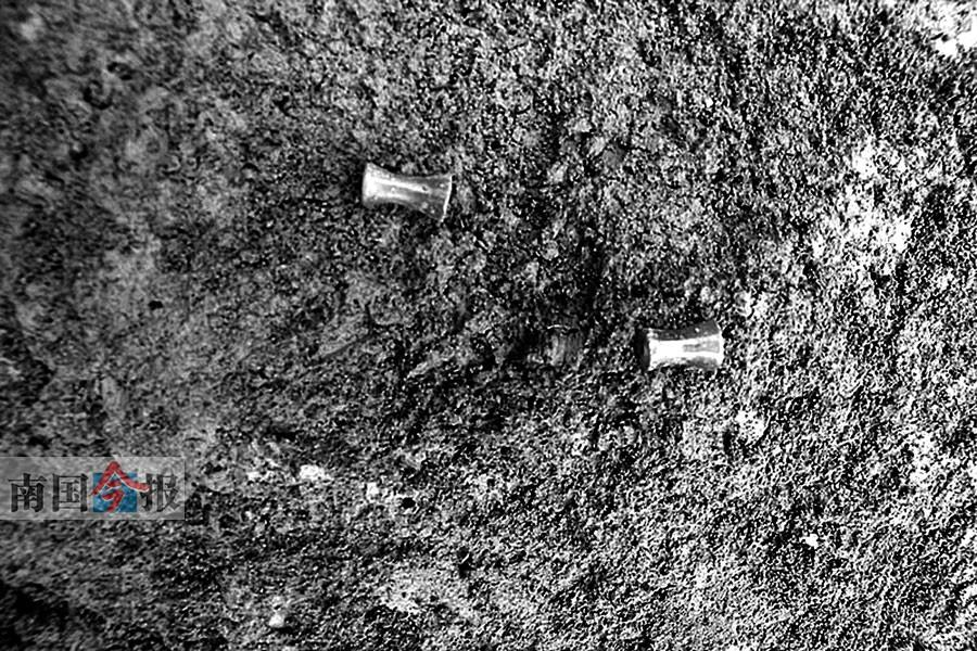 钟山发现一处东汉墓 墓穴主人或为