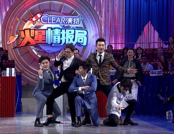 [热点新闻]薛之谦、钱枫录《火星情报局》节目意外受伤