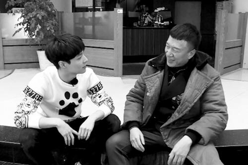 """[热点新闻]孙红雷称张艺兴\""""婆婆妈妈\"""":不停介绍韩国好吃好玩的"""