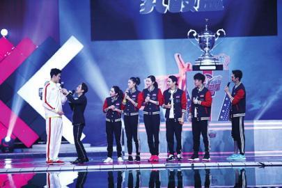 [热点新闻]《来吧冠军》孙杨1对6 霸道冠军竟是耿直暖男