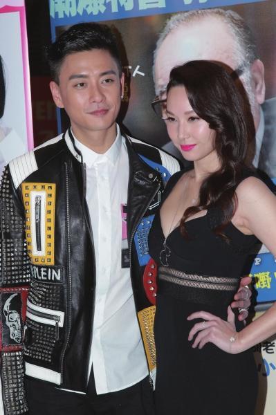 [有意思]《刑警兄弟》香港举行首映礼 黄宗泽也有喜剧天赋