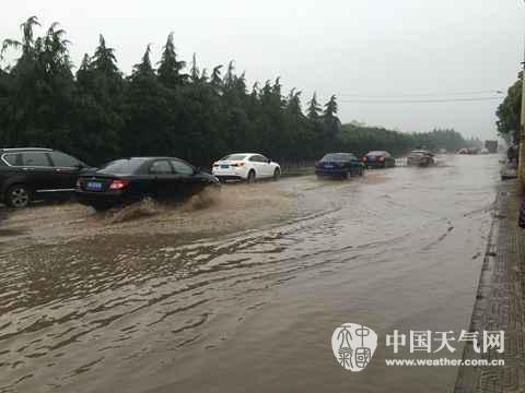 江西迎四月第7次强降雨路线积水水库超汛限