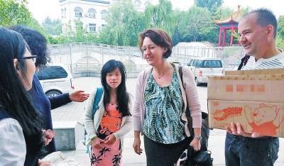 漯河女婴被荷兰夫妇领养 10年后回漯河谢恩