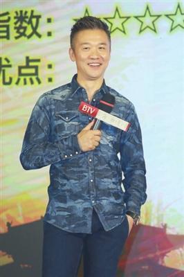 《金水桥边》讲老北京故事 黄志忠不演硬汉演侦探 [有意思]