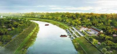 凉水河通州段治理提速 沿线将建5处景观节点