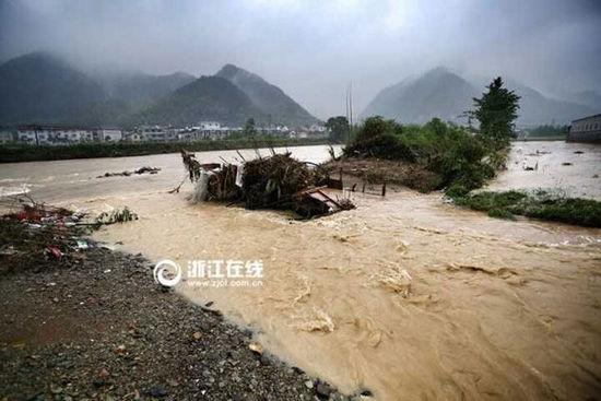 浙江27个大中型水库超限 富春江等已开端泄洪