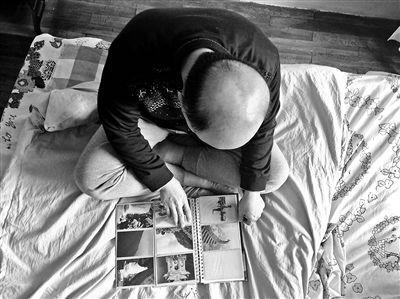 男子坐18年冤狱出来后父亲已去世 称不信执法者