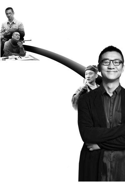 黄志忠:当角色打中我那就必须拼了 [有意思]
