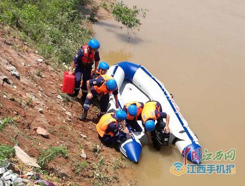 10岁女孩河边玩耍落水 搜寻两天仍未发现踪迹(图)