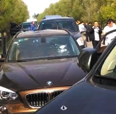 山西富商被绑架细节:嫌犯拒捕被击毙 枪声密集