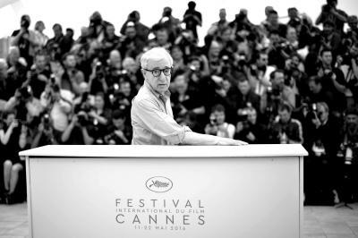 三度揭幕戛纳电影节 铁打的老顽童艾伦流水的华人红毯秀 [有意思]