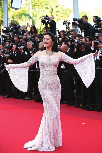 戛纳电影节开幕:华语片很落寞 中国明星很热闹