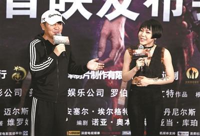 《分歧者3》首映 陈建斌:这个时代个性最重要 [有意思]