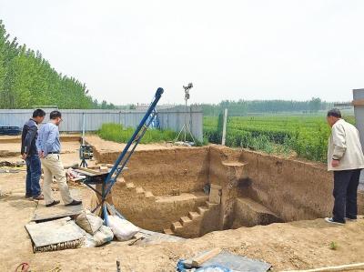 陆浑戎坟场考古引宽泛重视 秦晋同谋陆浑戎东迁洛阳