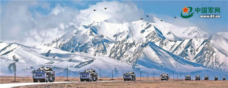 青藏兵站部5次调整改革 平均2.5公里1名军人牺牲