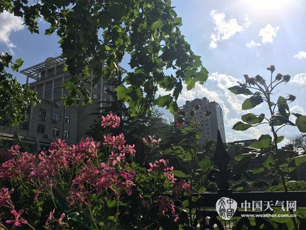 长江中下游迎较强降雨 华北晴热华南闷热