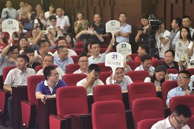 """南京首批三幅限价地拍出两幅 """"熔断新政""""发威"""