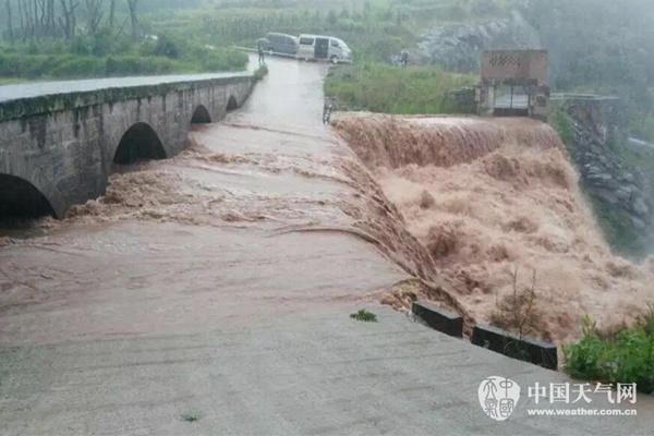 安徽江苏等5省有暴雨 防中小河流洪水