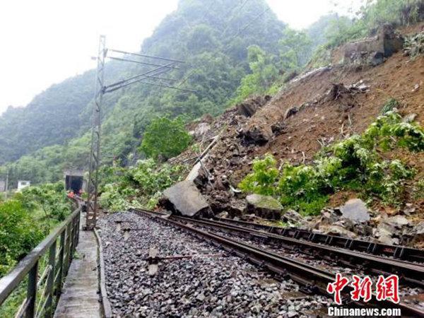 长江中下游雨势加强 华北东北多雷阵雨