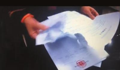北京女子大闹法庭推搡法官撕毁文书被判10个月