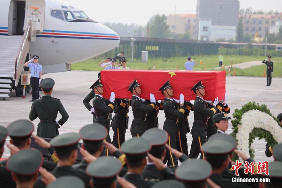 成都维和烈士李磊骨灰明日回家 22日安葬