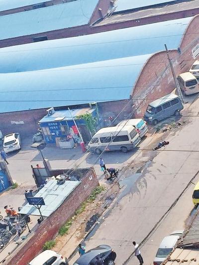 郑州两工人高压线下触电_有救援人往其身上浇水_大香蕉新闻乐点彩票大发不时彩