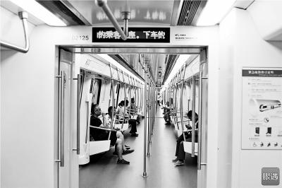 郑州地铁2号线19日开明 网友:在地下穿行大郑州