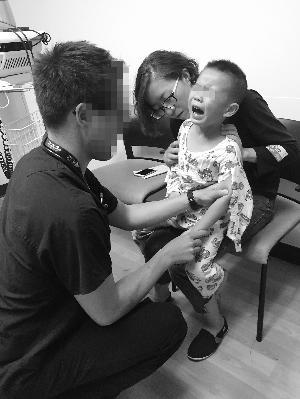 皇冠开户网赔率:儿童治脱臼收费较国