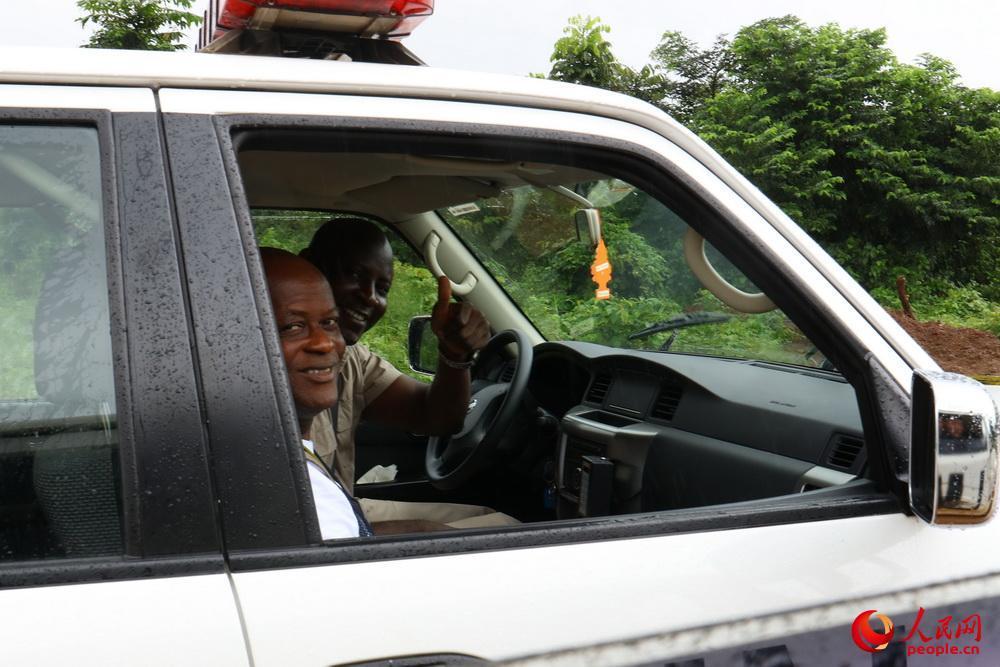 中国第四支驻利比里亚维和警察防暴队优秀表现赢得各方赞誉。