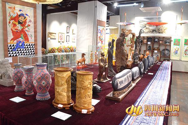 泸州官方艺术品展