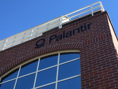 巴洛阿图资讯大厂Palantir被控蔑视亚裔应征作业者。(美国《国际日报》/王金城