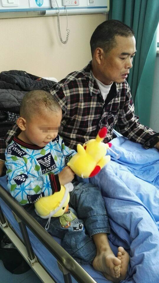 一家四口两人患癌 父亲为救子欲放弃治疗(图)