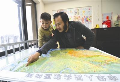 父子携感恩名单环游中国:170天行4万公里到访200城