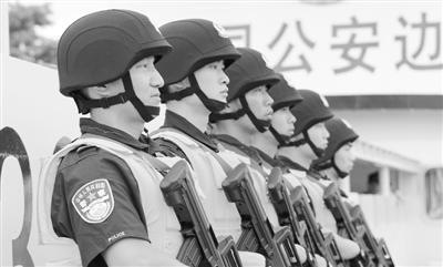 """""""刀尖""""上的巡航:四天三夜体验湄公河联合执法"""