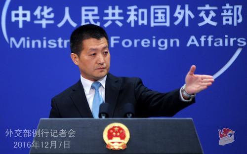 中方:若日方想反省道歉 中方很多场所可供安倍凭吊