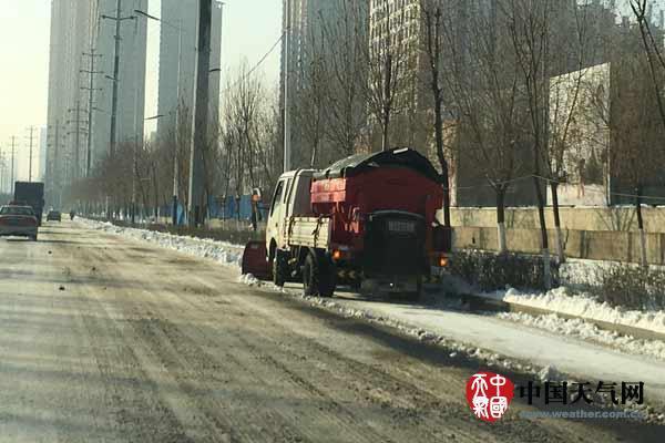 新一轮降雪袭东北 华北黄淮迎雾霾最重时段