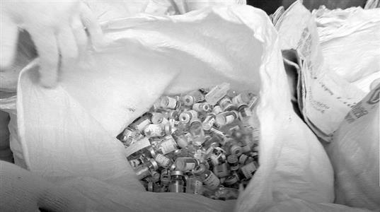 警方侦破南京首起医疗废弃物污染环境案 揭黑色利益链