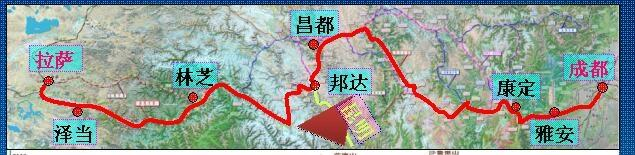 来岁上半年川躲铁路将断定齐线线路行背(图)