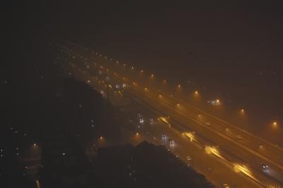 北京延长空气重污染橙色预警至1月4日24时