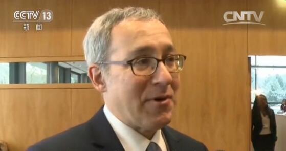 世界经济论坛全球议程中心主任瑞克?萨曼斯