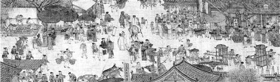 宋代如何过春节:禁中呈大傩仪 汴梁酒楼通宵营业