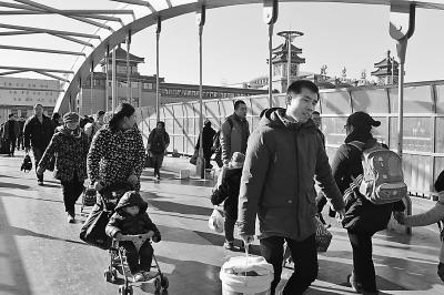 北京铁路本周末迎返程高峰 下周交通逐步恢复至节前水平 洛克王国乖乖狼怎么抓
