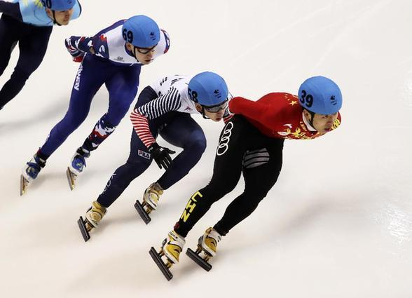 Winter will be: the Chinese delegation added one gold and two silver