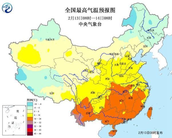 本周多地暖如春分 华北等扩散条件较差
