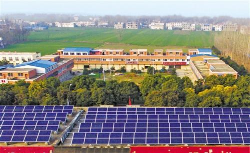 """""""中国能量""""引领世界能源转型"""