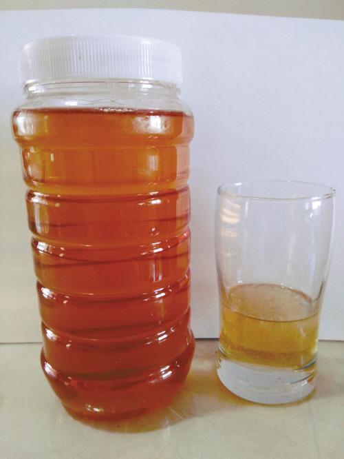 实验证实:10分钟造出假蜂蜜 每斤成本5元(图)