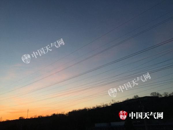 北京今日温暖继续 周六4级风起周日现4℃降温