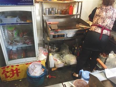 网络订餐平台乱象:多店一证 无证商家借证上线