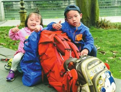 中国最小背包客:已徒步大半个中国 9月挑战罗布泊