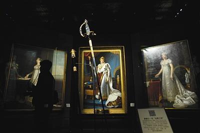 拿破仑加冕之剑下周二亮相故宫 系首次离开法国参展